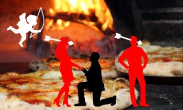 La pizza di Cupido